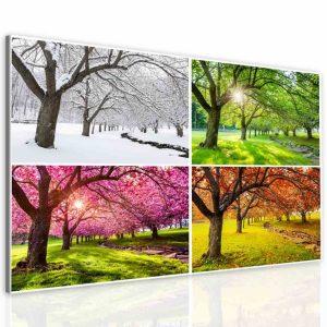 Obraz čtvero ročních období