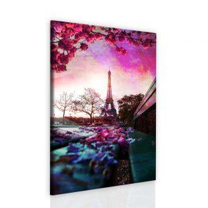 Obraz kouzelná Paříž 60x80 cm