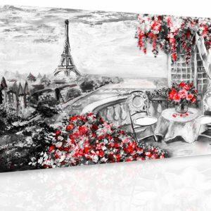 Obraz - Malovaná Paříž II.