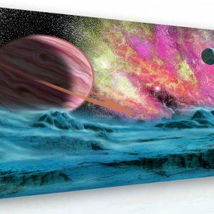 Obraz na stěnu - vesmír