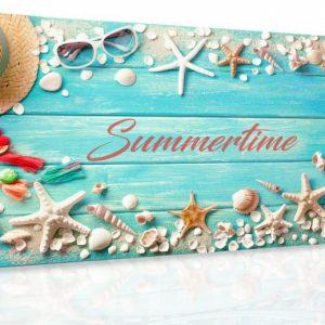 Obraz - Summertime 140x70 cm