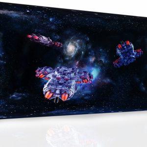 Obraz - Vesmírné koráby