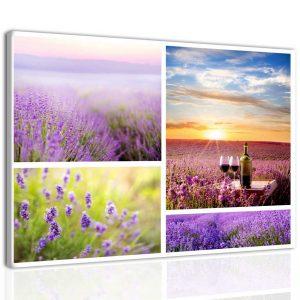 Obraz siesta v Provence 150x120 cm