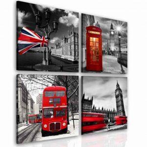 Obraz Londýn v obrazech