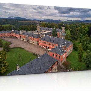 Obraz zámek Sychrov