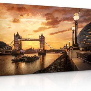 Obraz Londýnský Tower Bridge
