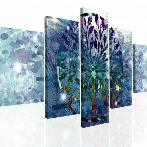 Obraz na zeď abstraktní strom II