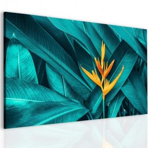 Obraz exotická květina 100x70 cm