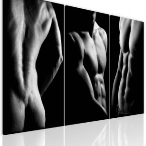 Obraz krása mužského těla