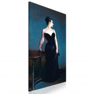 Obraz - madam 80x160 cm