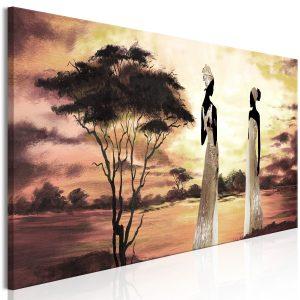 Obraz - African Goddesses (1 Part) Narrow