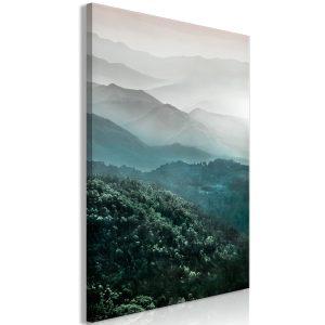 Obraz - Beautiful Tuscany (1 Part) Vertical