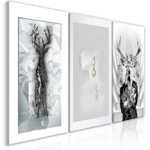 Obraz - Beauty of Nature (3 Parts)