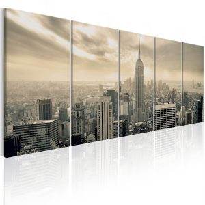 Obraz - Beige Manhattan