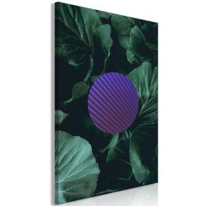 Obraz - Botanical Abstraction (1 Part) Vertical