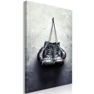 Obraz - Boxing Gloves (1 Part) Vertical