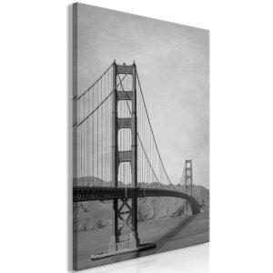 Obraz - Bridge (1 Part) Vertical