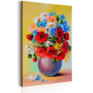 Obraz - Bunch of Wildflowers