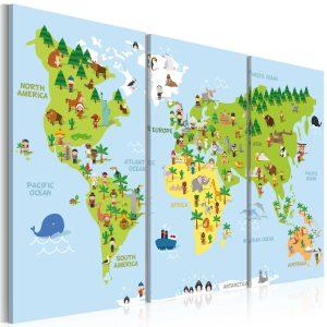 Obraz - Children's World