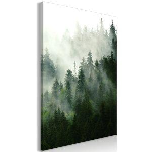 Obraz - Coniferous Forest (1 Part) Vertical