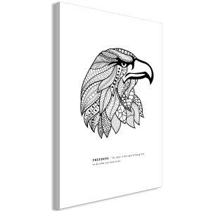 Obraz - Eagle of Freedom (1 Part) Vertical