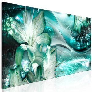 Obraz - Emerald Dream (1 Part) Narrow
