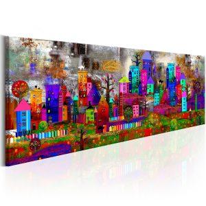 Obraz - Fantasy City