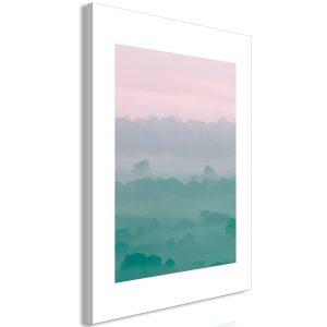 Obraz - Foggy Dawn (1 Part) Vertical