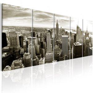 Obraz - Grey Manhattan