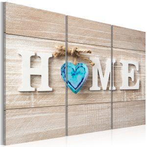 Obraz - Home: Blue Love