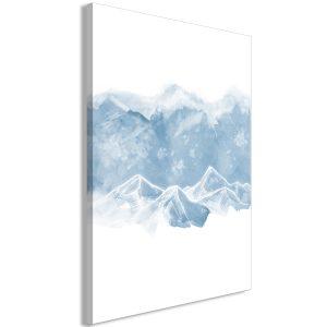 Obraz - Ice Land (1 Part) Vertical