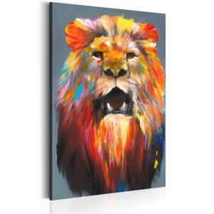 Obraz - King of Colours