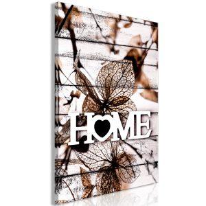 Obraz - Living Home (1 Part) Vertical