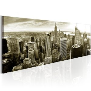 Obraz - Manhattan: Financial Paradise