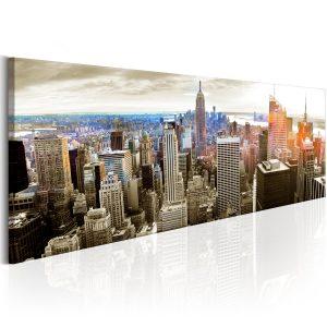 Obraz - Manhattan: Island for Rich