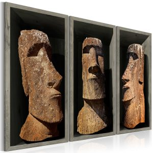 Obraz - Moai (Easter Island)