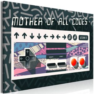 Obraz - Mother of All Codes (1 Part) Wide