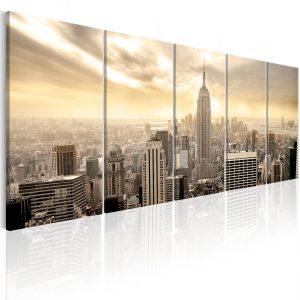 Obraz - New York: View on Manhattan