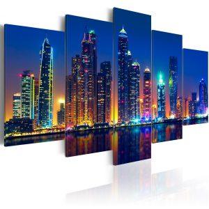 Obraz - Nights in Dubai