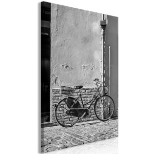 Obraz - Old Italian Bicycle (1 Part) Vertical