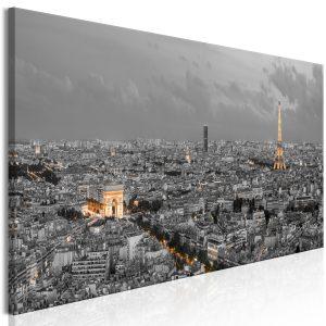 Obraz - Panorama of Paris (1 Part) Narrow