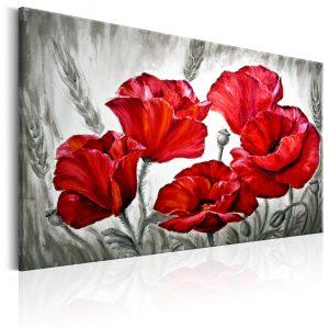 Obraz - Poppies in Wheat