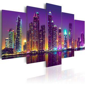 Obraz - Purple Nights