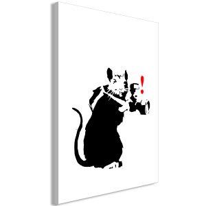 Obraz - Rat Photographer (1 Part) Vertical