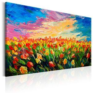 Obraz - Sea of Tulips