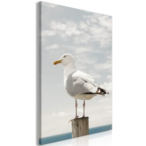 Obraz - Seagull (1 Part) Vertical