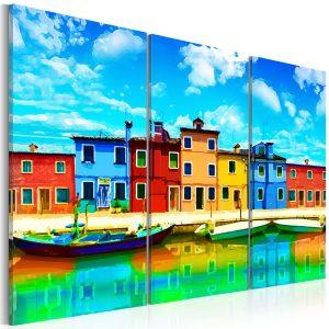 Obraz - Sunny morning in Venice