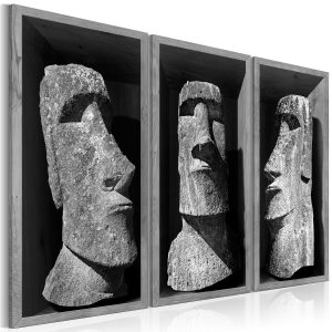 Obraz - The Mystery of Easter Island
