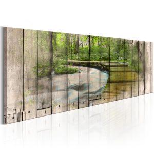 Obraz -  The River of Memories