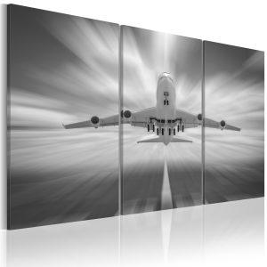 Obraz - Towards the clouds - triptych